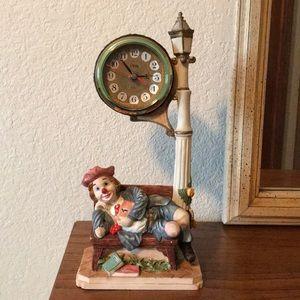 Vintage corsa mantel clock